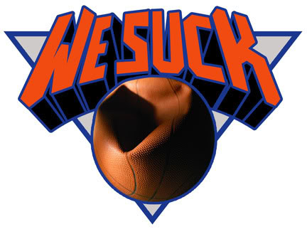 This Just In: Knicks Still Suck